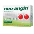 neo-angin® Halstabletten zuckerfrei + 50 ml Handreinigungsgel GRATIS