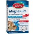 Abtei Magnesium Vitalstoff-Kautabletten mit Kakaogeschmack