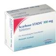 ACARBOSE STADA 100 mg