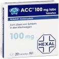 ACC® 100 mg tabs