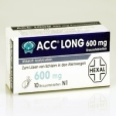 ACC® long 600 mg Brausetabletten