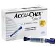 ACCU-CHEK® Spirit Ampullensystem mit integrierter Umfüllhilfe