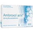 AMBROXOL acis 60 mg Brausetabletten