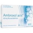 Ambroxol Acis 60mg Brausetabletten