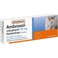 Ambroxol-ratiopharm® 30 Hustenlöser Tabletten