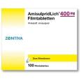 Amisulpridlich 400 mg Filmtabletten
