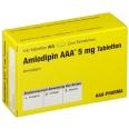 AMLODIPIN AAA 5 mg Tabletten