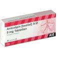 AMLODIPIN besilat AbZ 5 mg Tabletten
