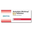 AMLODIPIN Winthrop 5 mg Tabletten