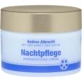 Andrea Albrecht Nachtpflege-Creme