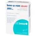 ben-u-ron® direkt - Erdbeer/Vanille 250 mg
