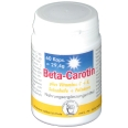 Beta Carotin Kapseln + Vitamin C + E