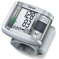 beurer Sprechendes Handgelenk-Blutdruckmessgerät BC19