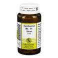 Biochemie 11 Silicea D12 Tabletten