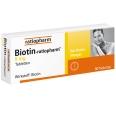 Biotin-ratiopharm® 5 mg Tabletten