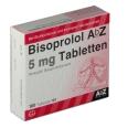 Bisoprolol Abz 5 mg Tabletten