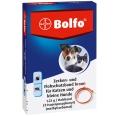 Bolfo® Zecken- und Flohschutzband braun für Katzen und kleine Hunde