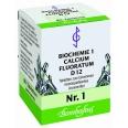 Bombastus Biochemie 1 Calcium fluoratum D 12 Tabletten