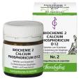 Bombastus Biochemie 2 Calcium phosphoricum D 12 Tabletten