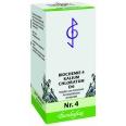 Bombastus Biochemie 4 Kalium chloratum D 6 Tabletten