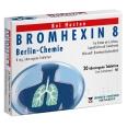 BROMHEXIN 8 Berlin-Chemie 8 mg Dragees