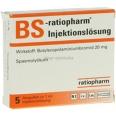Bs ratiopharm Ampullen