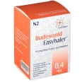 BUDESONID Easyhaler 0,4 mg 200 Hub Inhalationsplv.