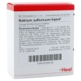 Calcium sulfuricum-Injeel® forte Ampullen