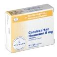 CANDESARTAN Heumann 8 mg Tabletten