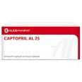 Captopril Al 25 Tabletten