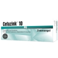 Cefazink® 10 mg