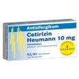 Cetirizin Heumann 10 mg