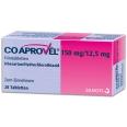 COAPROVEL 150 mg/12,5 mg Filmtabletten