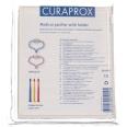 Curaprox® CMPH 202 Medizinischer Schnuller ab 8 Monate + Halter