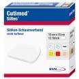 Cutimed® Siltec®, 10 cm x 10 cm
