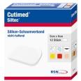 Cutimed® Siltec®, 5 cm x 6 cm