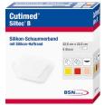 Cutimed® Siltec® B 22,5 cm x 22,5 cm