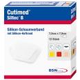 Cutimed® Siltec® B 7,5 cm x 7,5 cm