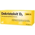 Dekristolvit® D3 2000 I.E.