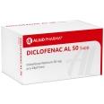 DICLOFENAC AL 50 Suppositorien