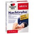 Doppelherz® aktiv Nachtruhe Baldrian Einschlaf-Dragees N