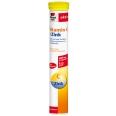 Doppelherz® aktiv Vitamin C + Zink Brausetabletten