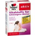 Doppelherz® Vitalstoffe für Schwangere + Mütter