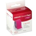 Draco KinesioTape Pink 5cm x 5m