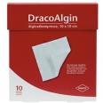 DracoAlgin Alginatkompressen 10x10cm