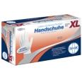 Einmal Handschuhe Latex gepudert XL