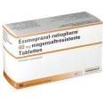 ESOMEPRAZOL ratiopharm 40 mg magensaftr.Tabl.