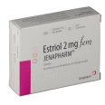 ESTRIOL 2 mg fem Jenapharm Tabletten