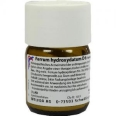 Ferrum Hydroxydatum D6 Trituration