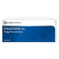 Finasterid AL 1 mg Filmtabletten